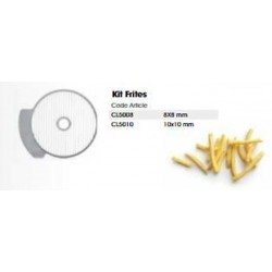 French fries Kit 8 X 8 MM...