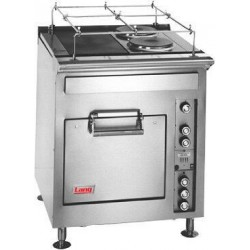 Electric range with oven...