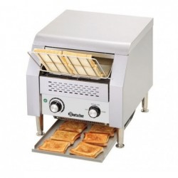 Bread toaster conveyor...