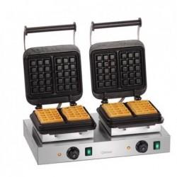 Waffle baker type...