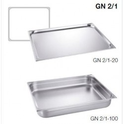 Gastronorm GN2/1-65 pan...