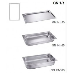 Gastronorm GN1/1-65 pan...