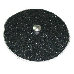 Abrasive plate for T5S DITO...