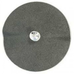 Abrasive plate for small...
