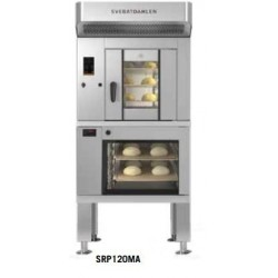 Mini rack oven with proofer...