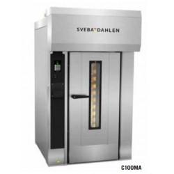 Rack oven type C100Ma SVEBA...