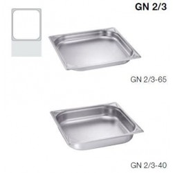 Gastronorm GN2/3-65 pan...