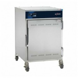 Heated holding trolley type...