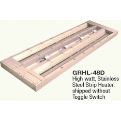 Double Infrared heater High...