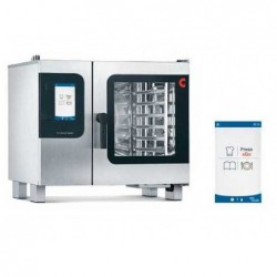 Combi oven type C4eT6-10EB...