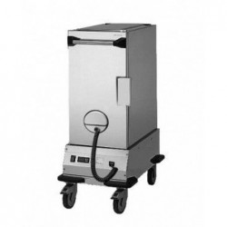 Cooled holding trolley type...