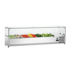 Refrigerated display type...