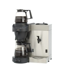 Coffee Brewer With water...