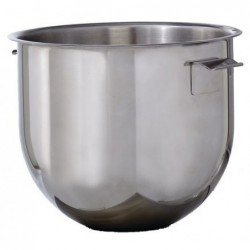 S/S bowl 10L with bowl...